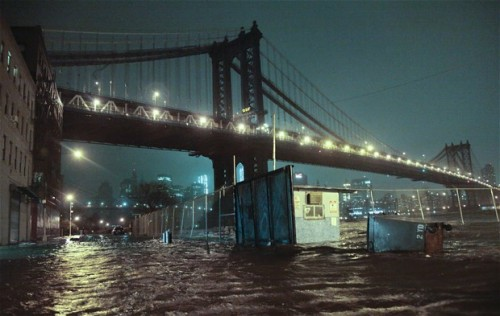 Hurricane Sandy Boosts Stock Market Prices