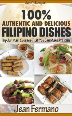 Authentic filipino cuisine cookbook now on for Authentic filipino cuisine