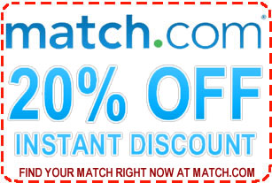Match dating site coupons