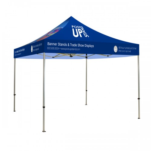 ... a leading supplier of trade show displays and banner stands based in Cleveland OH has introduced a new custom printed canopy tent just in time ...  sc 1 st  MarketersMedia & Post-Up Stand Introducing New Custom Printed Canopy Tents ...