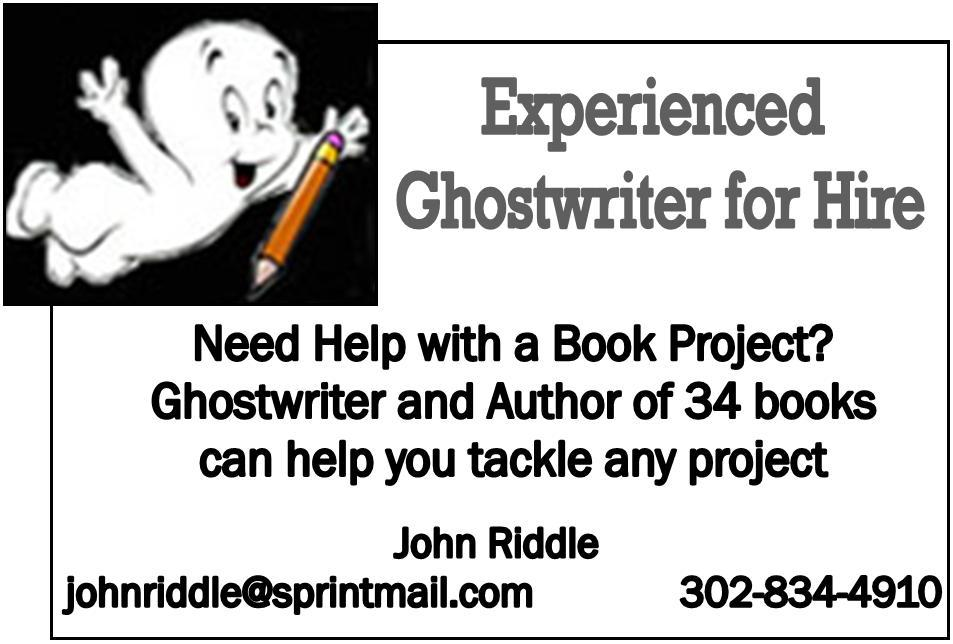 Popular Biography Ghostwriter Services Gb