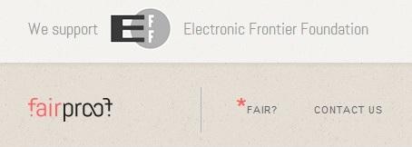 FairProof Logo