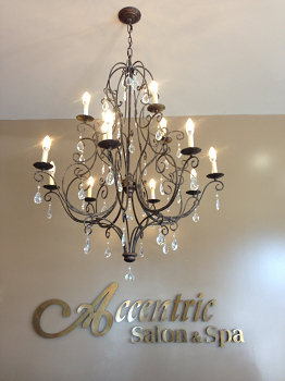 Accentric hair salon receives five star customer reviews for Accentric salon calgary reviews