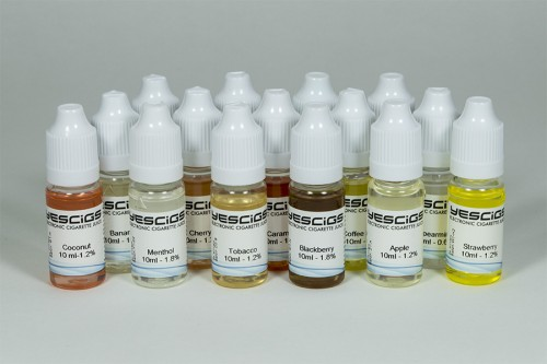 YESCiGS E-Liquid