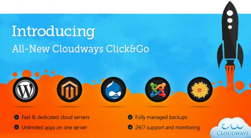 Cloudways Launch Banner