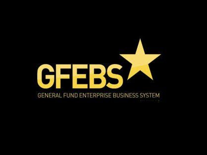 GFEBS US Army Logo