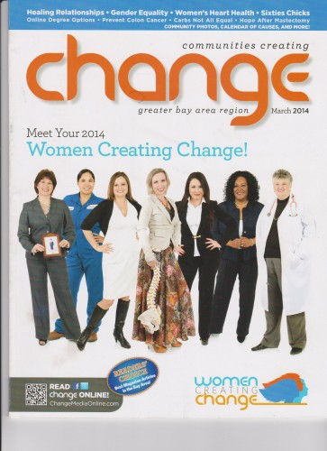 change magazine cover