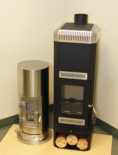 Investors Sought To Back Cleanest Wood Burning Stove On