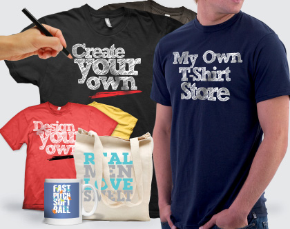 Idakoos a leader in design your own t shirt websites for Create your own shirt website