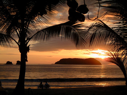 manuel antonio sunset (2)