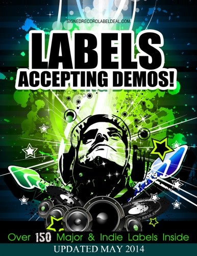 record_labels_looking_for_artists_2014