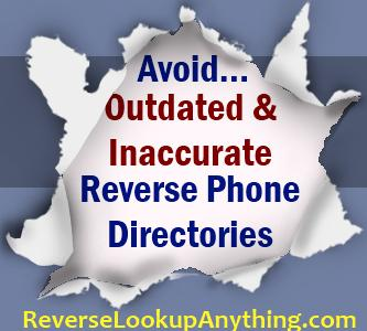 Best reverse cell phone directory reviews