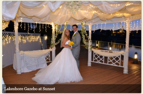 Wedding Reception Venue In Las Vegas Always Forever Offers Lakeshore Special