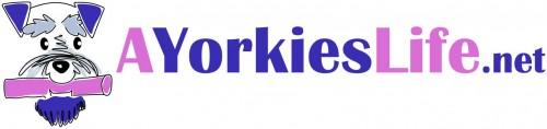 a yorkies life logo