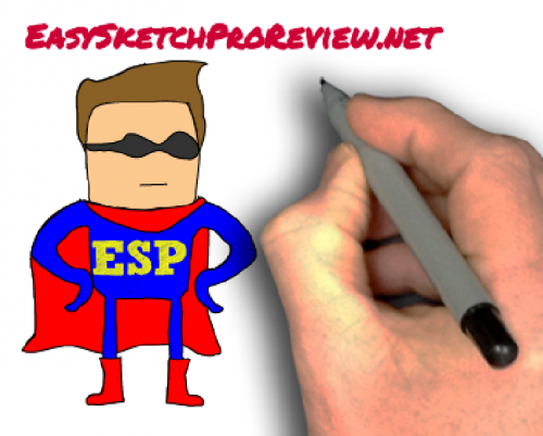 Easy Sketch Pro Whiteboard Animation Software UNCUT Review & Bonus