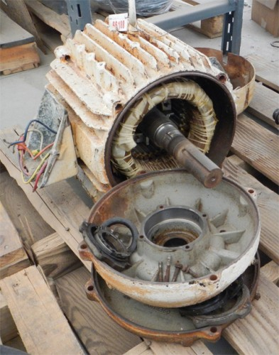 electric motor repair in Boise