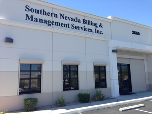 southern nevada medical billing services