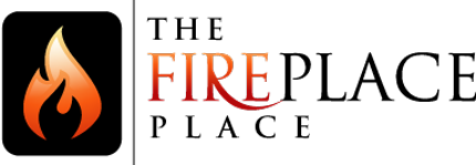 the fireplace place logo