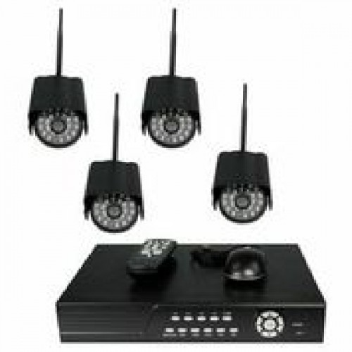 New DIY Wireless Security Camera System for Home Owners, Business Owners Goes on Sale 10/01/2014