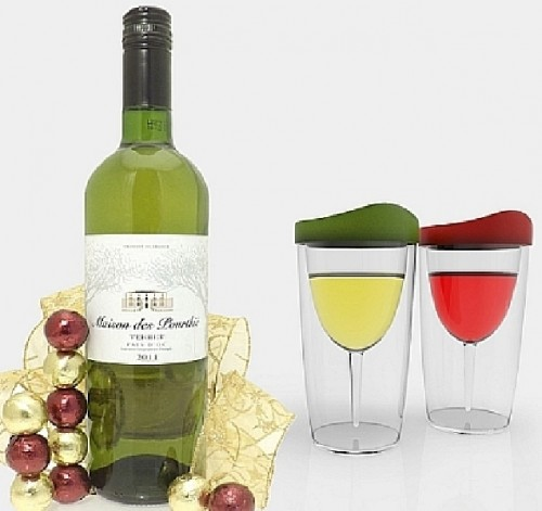 Amazing Glasses For Enjoying Wine Outdoors Wineova