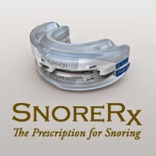 SnoreRx Stop Snoring Mouthpiece Upgrade Offers Slimmer Design for People Who Snore in 2015