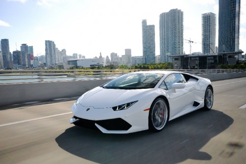 Top 10 Luxury Sedans For Under 20 000 In 2015: Newest Lamborghini Exotic Car Available For Rental In