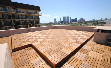 Tile Tech Launches New Range Of Pavers In Both Wood And
