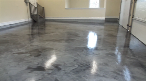 Industrial Epoxy Flooring Contractors Now Offering Garage Floor Coatings In NJ