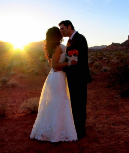 Las Vegas Outdoor Wedding Planners Always Amp Forever