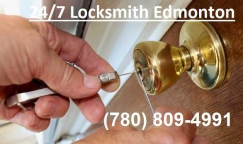 New Discounted Edmonton Locksmith 24/7- 780-809-4991 – Door-To-Door Service