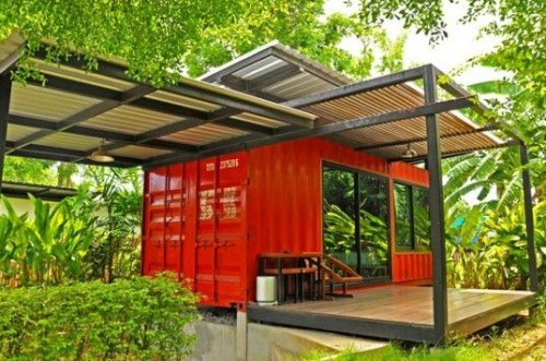 The Latest Design Concepts For Tiny Houses Shipping Container Homes