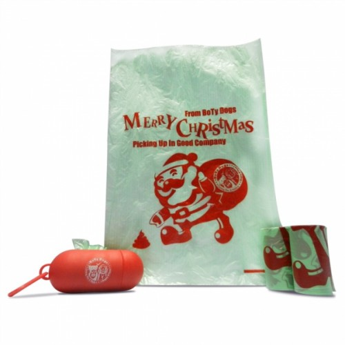 BoTy Dogs New Product Are On The Way – Dog Poop Bags for Christmas
