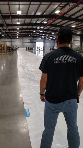 Celina Tent Completes 27,500 Square Foot Expansion