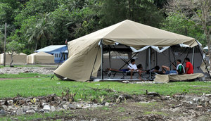 Celina Tent Awarded Contract to Manufacture Humanitarian Tents