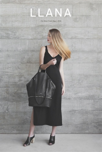 13b5d1ab2c5 LLANA Launches New Bag Receiving 223 Positive Comments from Fashion Forward  Women about its  2