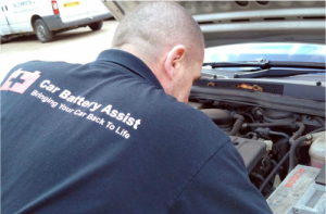 Car Battery Assist Extends Mobile Car Battery Replacement Service