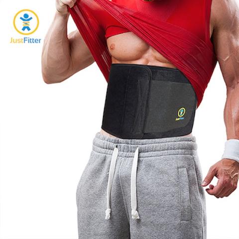 Adjustable Waist Trimmer Belts For Plus Size & Slimmer Men & Women Launched