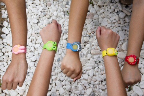 Natural Child Friendly Mosquito Repellent Bracelets Launched