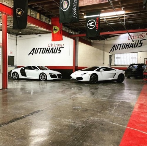 The Chicago Autohaus Body Shop Partners With State Farm