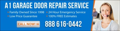 A1 Garage Door Repair Earns Esteemed 2015 Angie's List Super Service Award