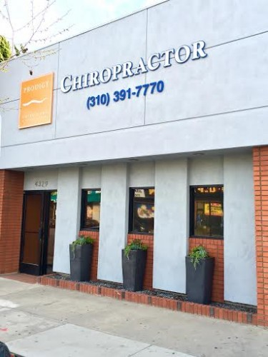 Prodigy Chiro Care Opens New Chiropractic Clinic In Culver City California