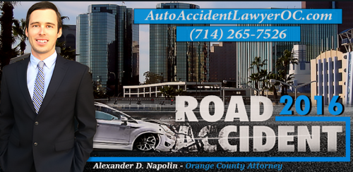 Auto Accident Injury Local Orange County California Law Firm Offering Residents Involved in Motor Vehicle Accidents Free Legal Consultations