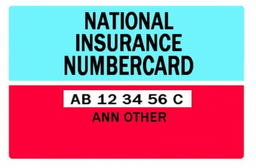 New Online Service Launched To Apply For A National Insurance Number Nino