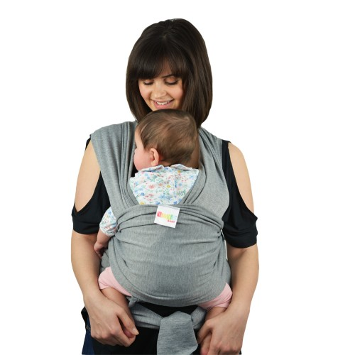 Nimnik Launches Premium Baby Carrier Wrap Slings On Amazon