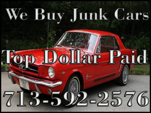 Houston Junk Car Buyer Celebrates Forty Years In Business