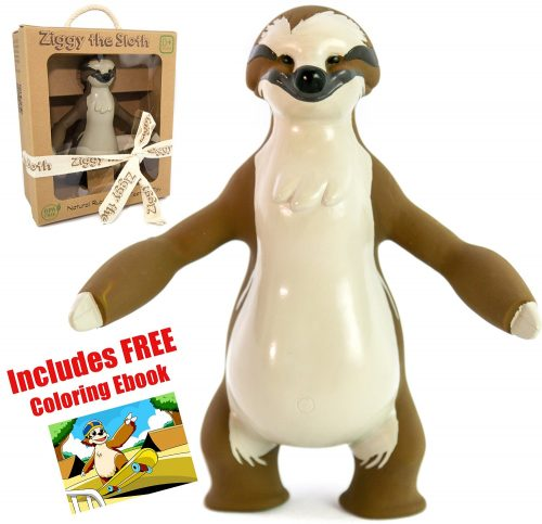 Pijio Inc. Launches New Ziggy The Sloth Natural Teething Toy ... 812b958c713b