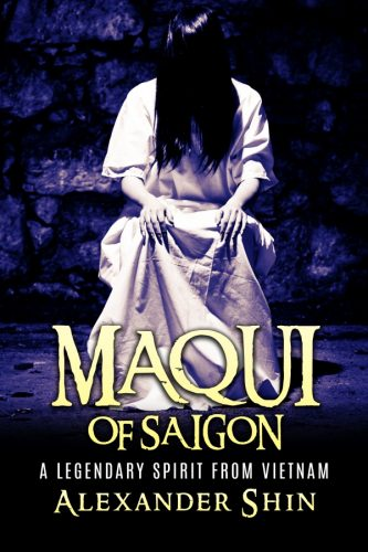 Saigon Paranormal & Science Fiction Novel Ghosts Spirits Horror Book Released