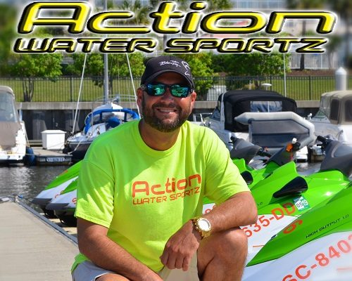 Action Water Sportz Adds New Location In Myrtle Beach For Jet Ski Rentals