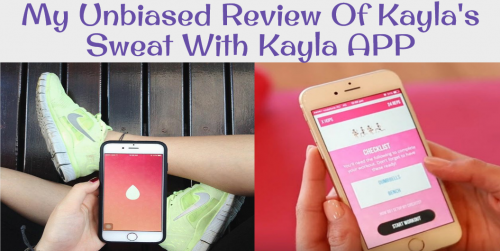 Bikini Body Guides Publish New Review Of Sweat With Kayla Mobile App