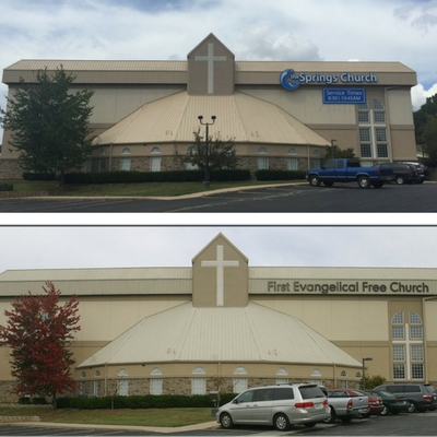 Springfield Missouri Church Changes Name to The Springs Church